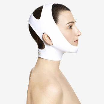 VOE SLIM Reinforced facial chin-neck bandage