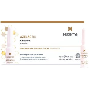 Azelac Ru Ampoules Depigmenting Booster SESDERMA