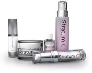 STRATUM C Formulated specifically for menopausal skin