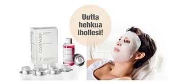 New Rejuvenating Facial Mask, CoolMask Advanced!